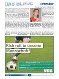 Das Blaue - Saison 2013/2014 #2 - VfB Oldenburg - Page 6