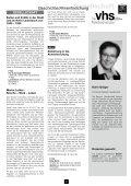www .vhs-vogelsberg.de - Volkshochschule des Vogelsbergkreises - Page 7