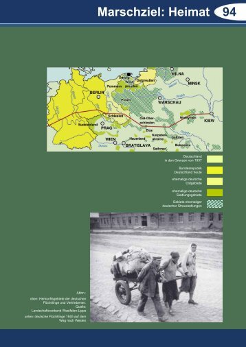Marschziel: Heimat 94 - Via Regia