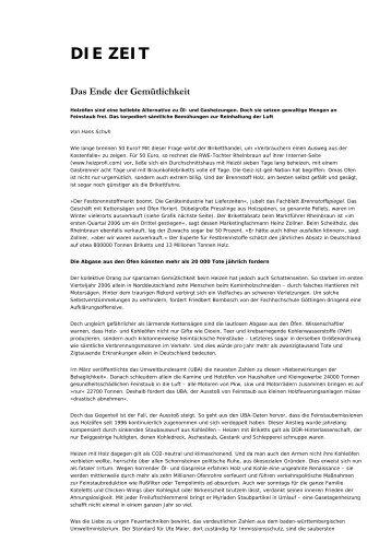 Das Ende der Gemütlichkeit - Die SPD in Villingen-Schwenningen