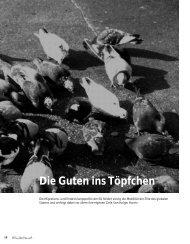 Die Guten ins Töpfchen - Hinterland Magazin