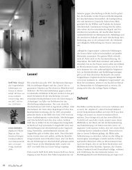 Lesen - Hinterland Magazin