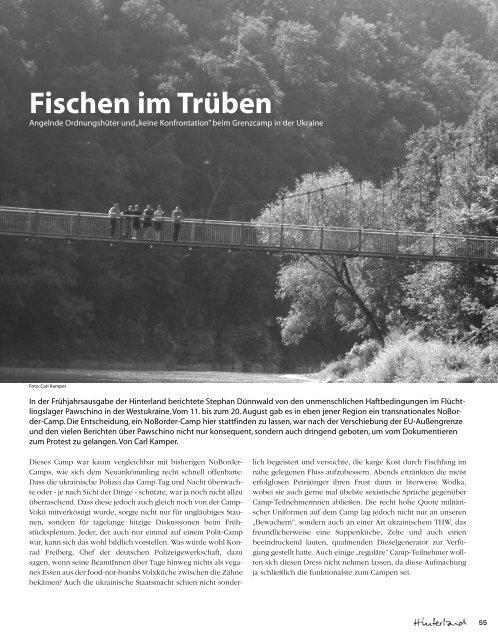 00 Hinterland Ende - Hinterland Magazin
