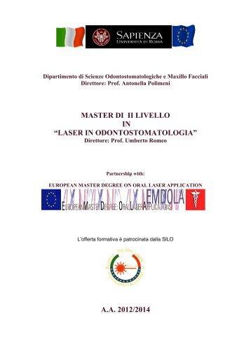 Programma EMDOLA 2012-2014 definitivo