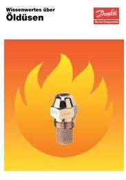 Wissenwertes über Öldüsen - Danfoss Wärme & Fernwärme