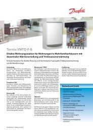Termix VMTD-F-B - Danfoss
