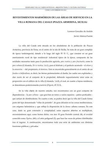 4. L. González de Andrés