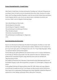 Bericht von Frank Peters beim JRK in Kumi, Uganda