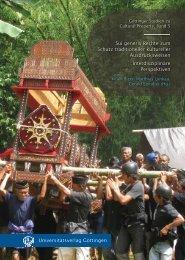 Sui generis Rechte zum Schutz traditioneller kultureller ...