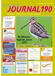Mai/Juni 2013 - Wedemark Journal und Kulturjournal190