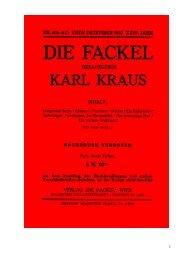 In eigenster Sache - Welcker-online.de