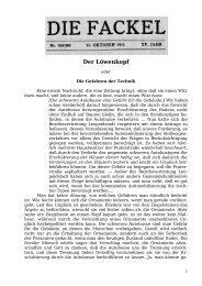 Der Löwenkopf - Welcker-online.de