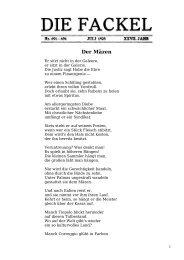 Der Mäzen - Welcker-online.de