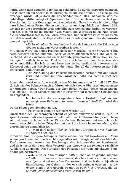 Vom Zörgiebel - Welcker-online.de