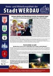 Nr. 14 - Stadt Werdau