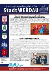 Gerhart-Hauptmann-Grundschule erhält Logo Neues ... - Stadt Werdau