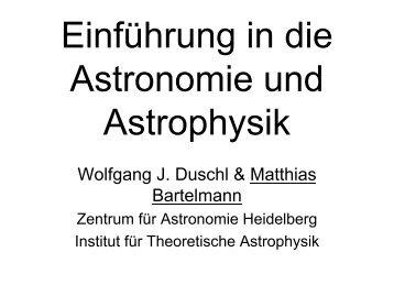 WH - Wolfgang J. Duschl
