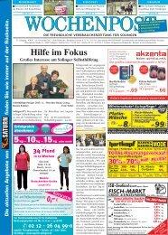 Solingen-Mitte 47-13 - Wochenpost