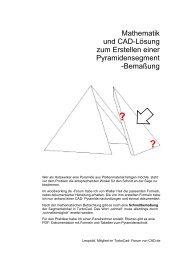 Pyramidensegment v1.1 - CAD.de