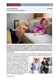 Lebek - Best Ager fest im Blick - Textination
