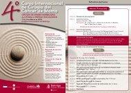 Curso Internacional de Cirugía del Cáncer de Mama