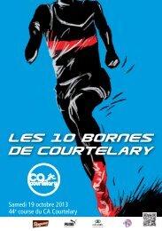 Samedi 19 octobre 2013 44e course du CA Courtelary - 1-2-3-4-5-6