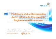 Praktische Zukunftsstrategien durch informelle Konzepte für ...