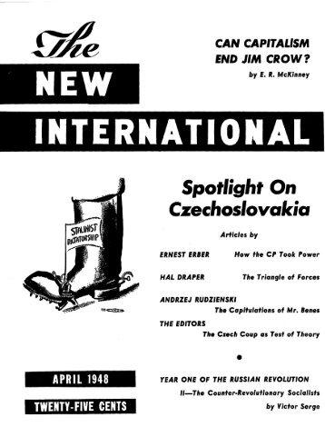 (Whole No. 125), April 1948 - Marxists Internet Archive