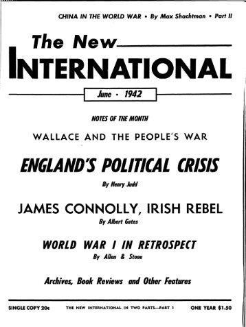 (Whole No. 64), June 1942 - Marxists Internet Archive