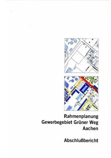 Rahmenplanung Gewerbegebiet Kaarster Kreuz Stadt Kaarst