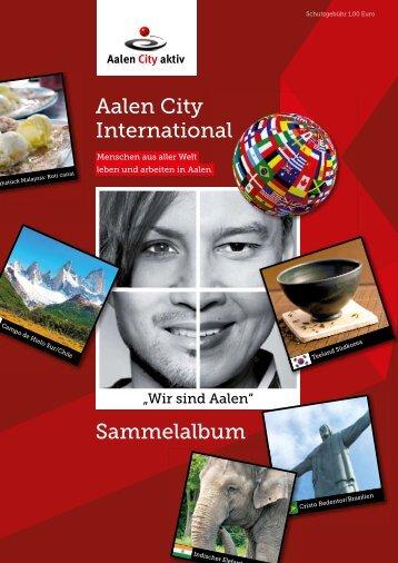 Sammelalbum Sommeraktion (pdf, 5,6 MB) - Stadt Aalen