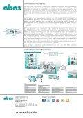 ERP-Multisitelösung von abas verbessert - ABAS Software AG - Seite 7
