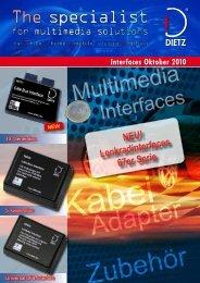 Interfaces Oktober 2010 - ACB Auto-Media AS
