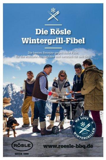 Die Rösle Wintergrill-Fibel