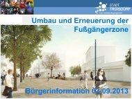 Umwelt- und Verkehrsausschuss 16.07.2013 - Stadt Troisdorf