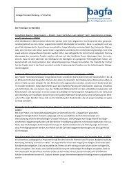 Anlage zur Pressemitteilung: Die Preisträger im Überblick