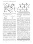 Architecture Dependence on the Steric Constrains of the Ligand in ... - Page 5