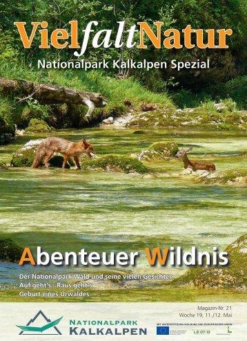 Innenteil Nationalp.Kalk 05/2011.indd - Nationalpark Kalkalpen