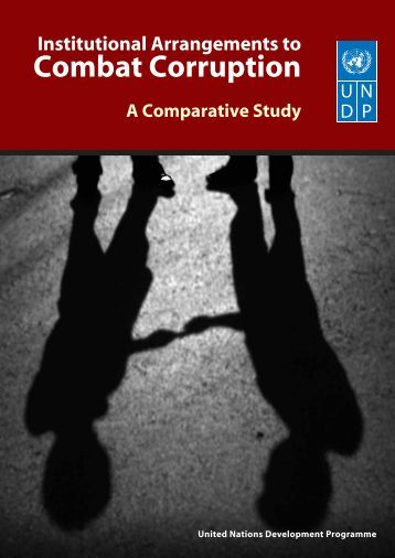 comparative study of corruption study essay Mythology - a comparative study of mythology comparative theory essay: ethnohistory and the postcolonial perspective.
