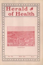 Herald of Health - Adventistarchives.org