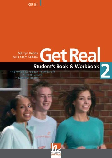Get Real 2 SB+WB - Scuolabook