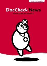 Doccheck News