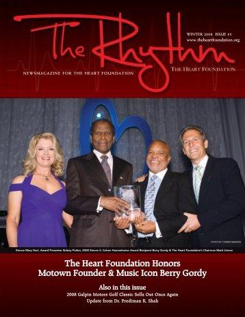 NEWSMAGAZINE FOR THE HEART FOUNDATION