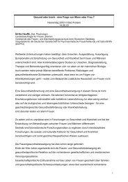 eine Frage von Mann oder Frau? (application/pdf 117.8 KB) - Bremen