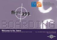 Flight235 - Fakultät für Elektrotechnik und Informationstechnik