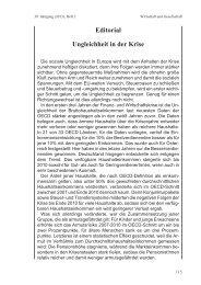Editorial - 2013 - Arbeiterkammer Wien