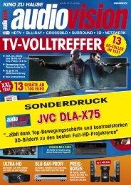 D-ILA-Projektor für 7.000 Euro - JVC