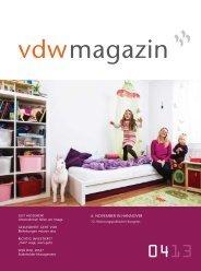 Magazin downloaden - Verband der Wohnungs