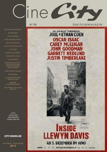 CineCity Nr.73 - City Kinos