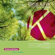 zuhause aufblühen - Kreiswohnbau Hildesheim